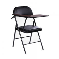 black metal folding chairs